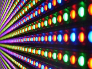 Luce, la tecnologia LED