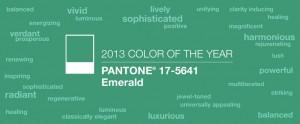 Colore dell'anno 2013