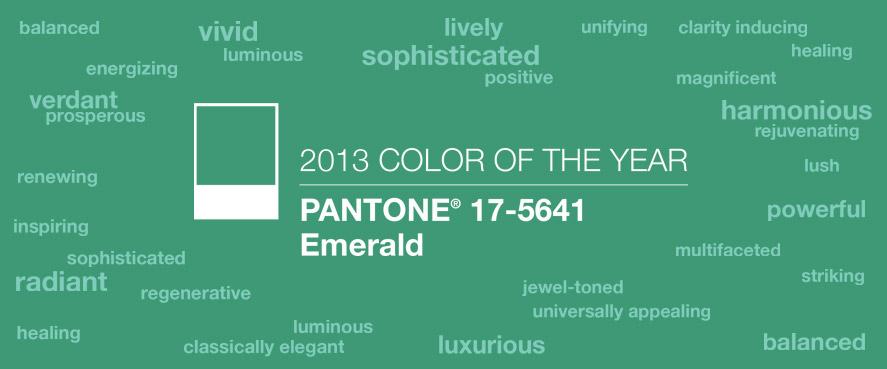 Pantone_Color 2013
