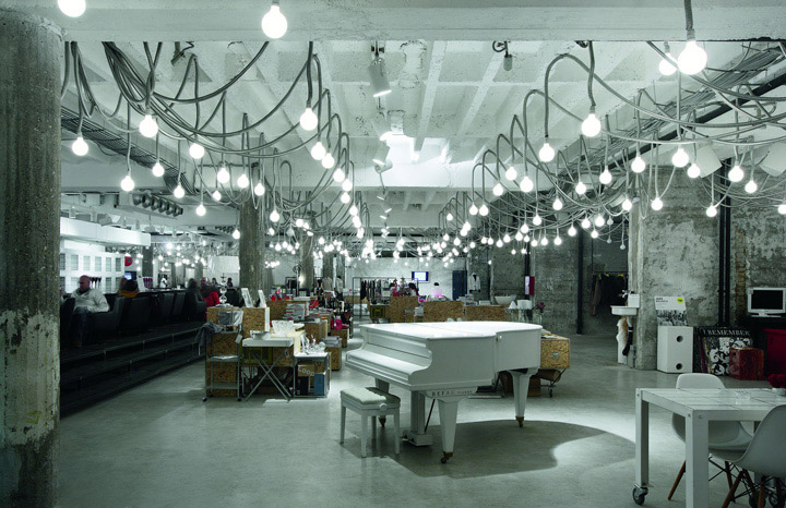 Supermarket Concept Store-by-reMiks-Belgrade