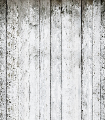 old painted wooden fence, naturally weathered