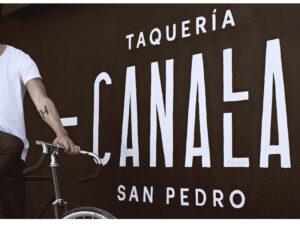 Canalla Taqueria fast food restaurant by Manifiesto Futura, San Pedro