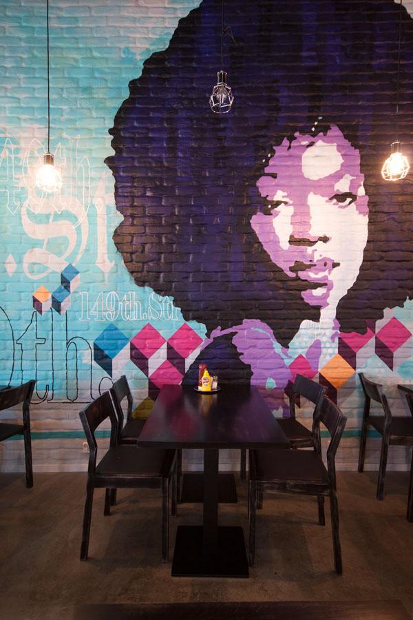 Amerikka Design, Chico's Restaurant, Espoo, Finlandia 2012-3