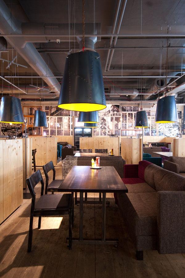 Amerikka Design, Chico's Restaurant, Espoo, Finlandia 2012-4