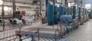 Restyling spazio industriale